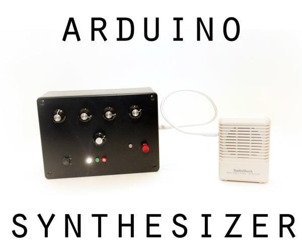 The Arduino Synthesizer