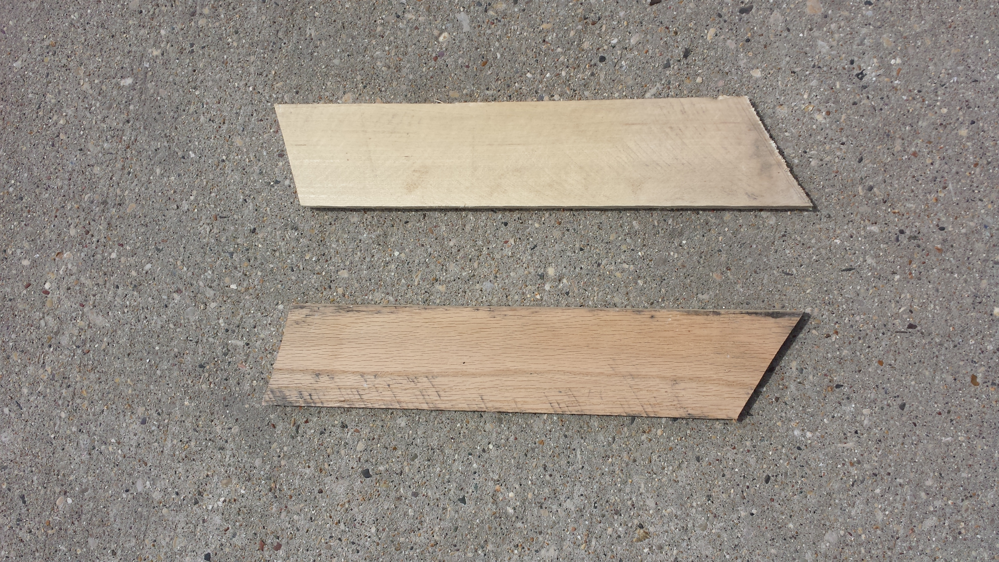 Picture of Design and Cutting the Side Pieces