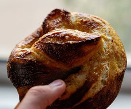 How to Make Traditional Bavarian Pretzels in Four Easy Steps