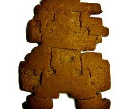 Gingerbread Mario