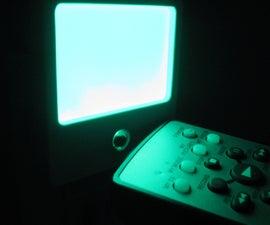 Nightlight IR Detector Hack