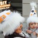 Star Wars BB8 Inspired Santa Hat