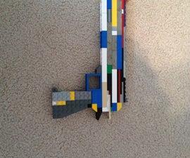 Lego Desert Eagle And M9 Redone