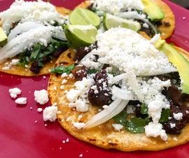 How to Make Steak Fajita Tacos