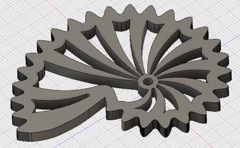 Creating a Nautilus Gear