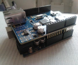 Remote Home Automation Example - Arduino + Ethernet Shield
