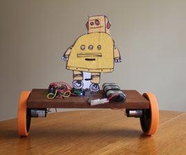 Self Balancing Segway Instructabot