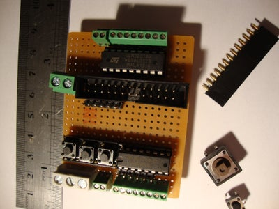 Simple Inputs on the Raspberry Pi