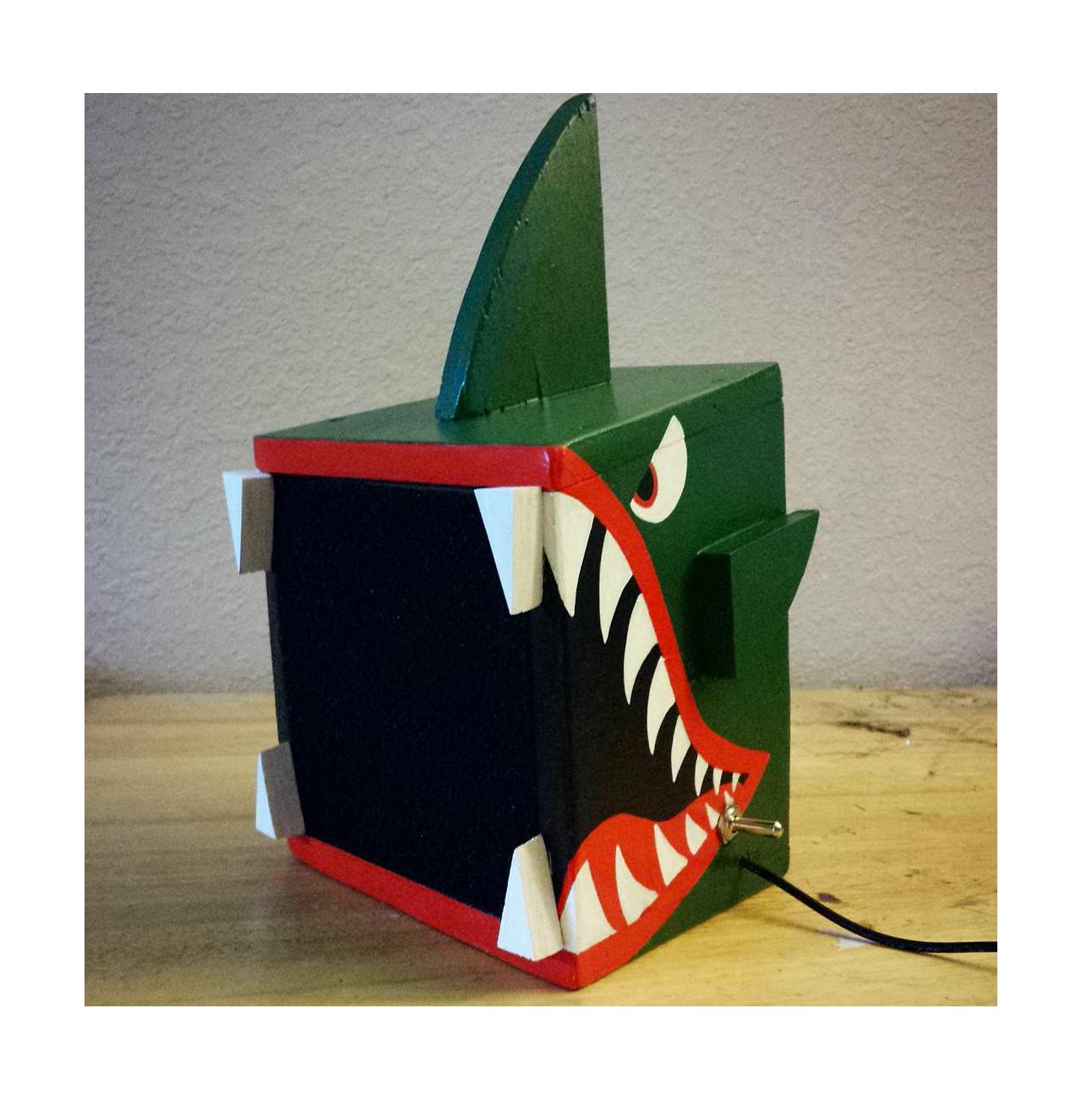Picture of Shark Fan (Solder Smoke Filter)