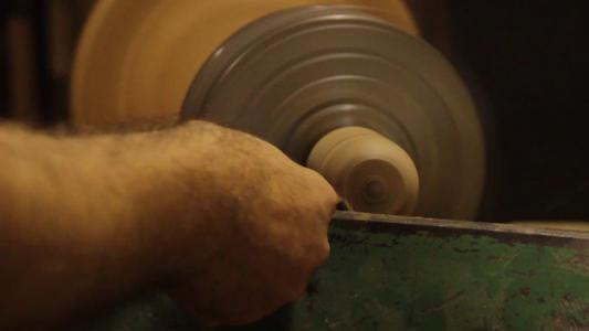 Wood Turning #2 ( Finishing of Body)