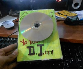 (diy)  DJ scratch-er