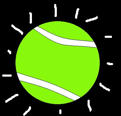 Picture of does anyone know how to make glow in the dark tennis balls (or have some suggestions)?