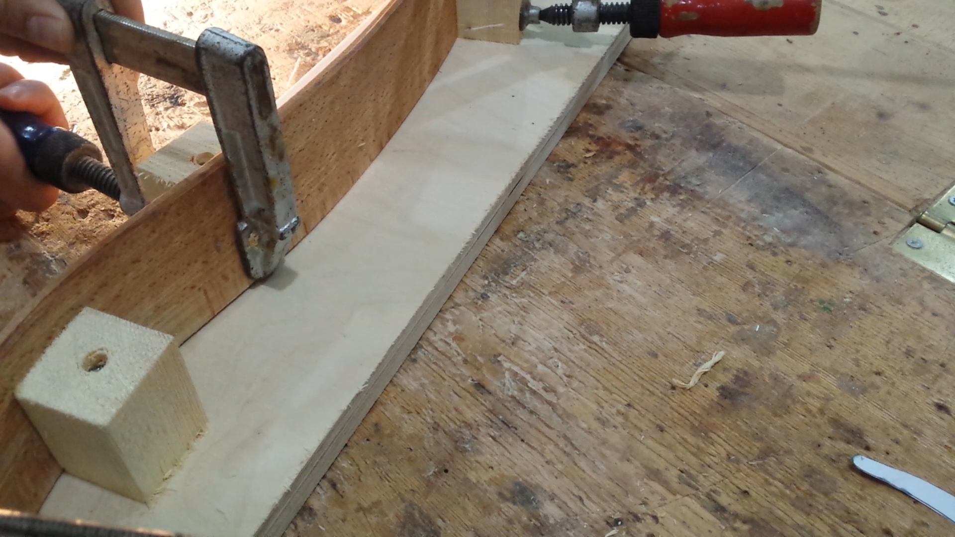 Picture of Bending the Wood