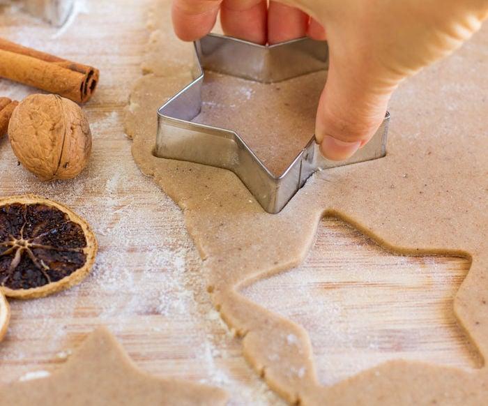 Christmas Cookie Dough