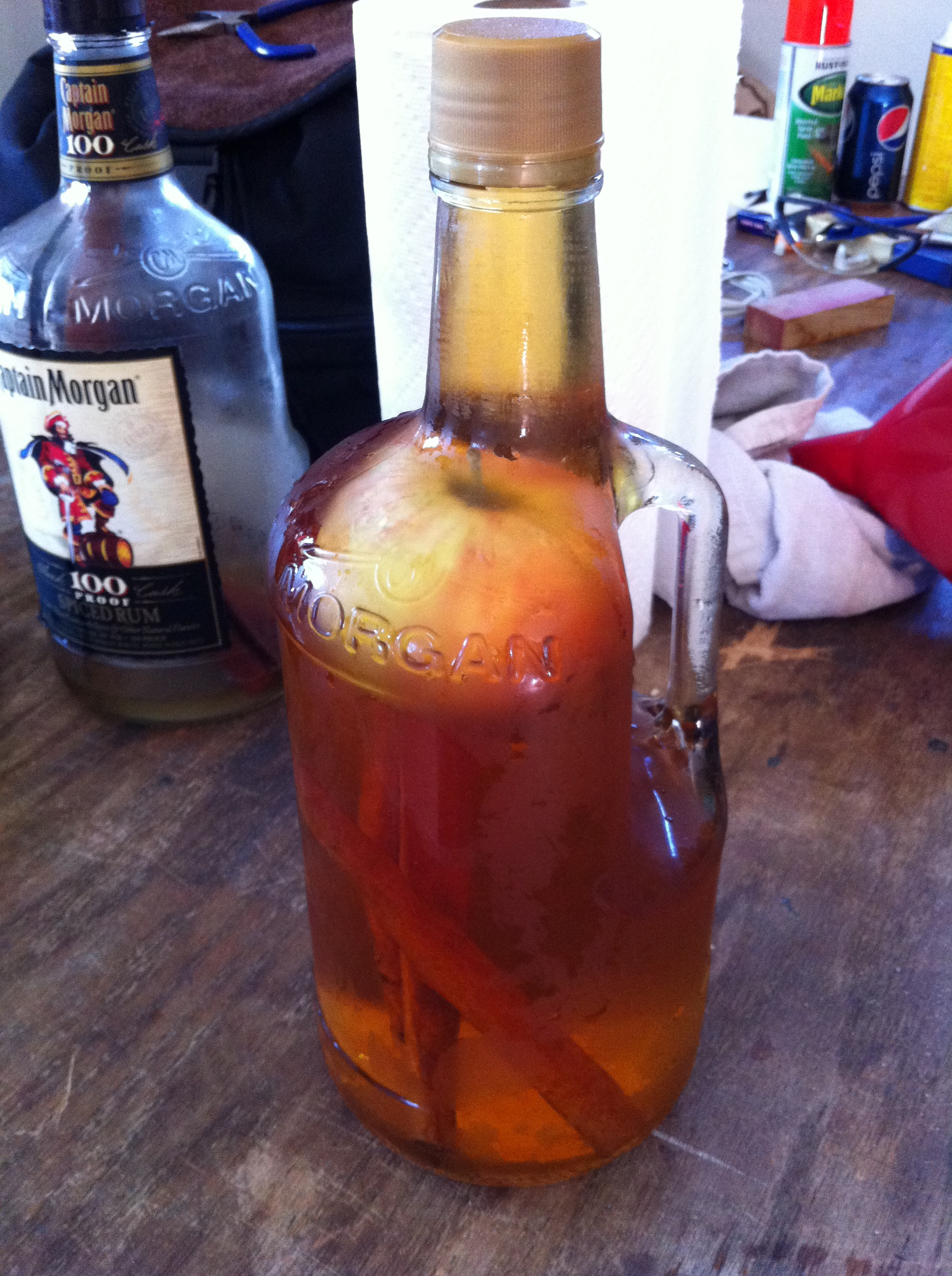 Picture of How to Grow an Apple in a Bottle