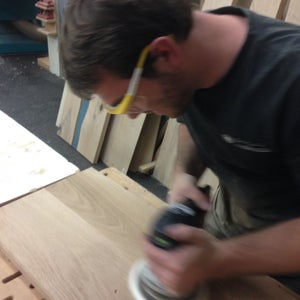 Building Wood Stair Treads