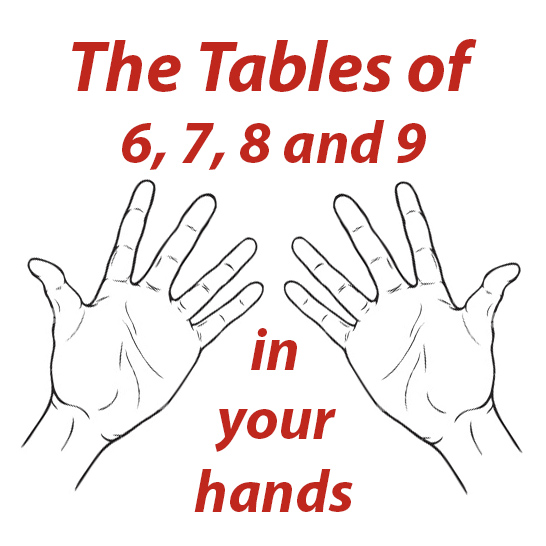 Printables Tables Maths 7 8 9 tables of 6 7 8 and 9 in your hands