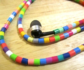Color Me a Rainbow Headphones