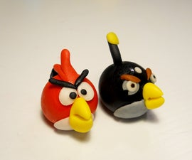How to Make Edible Angry Birds