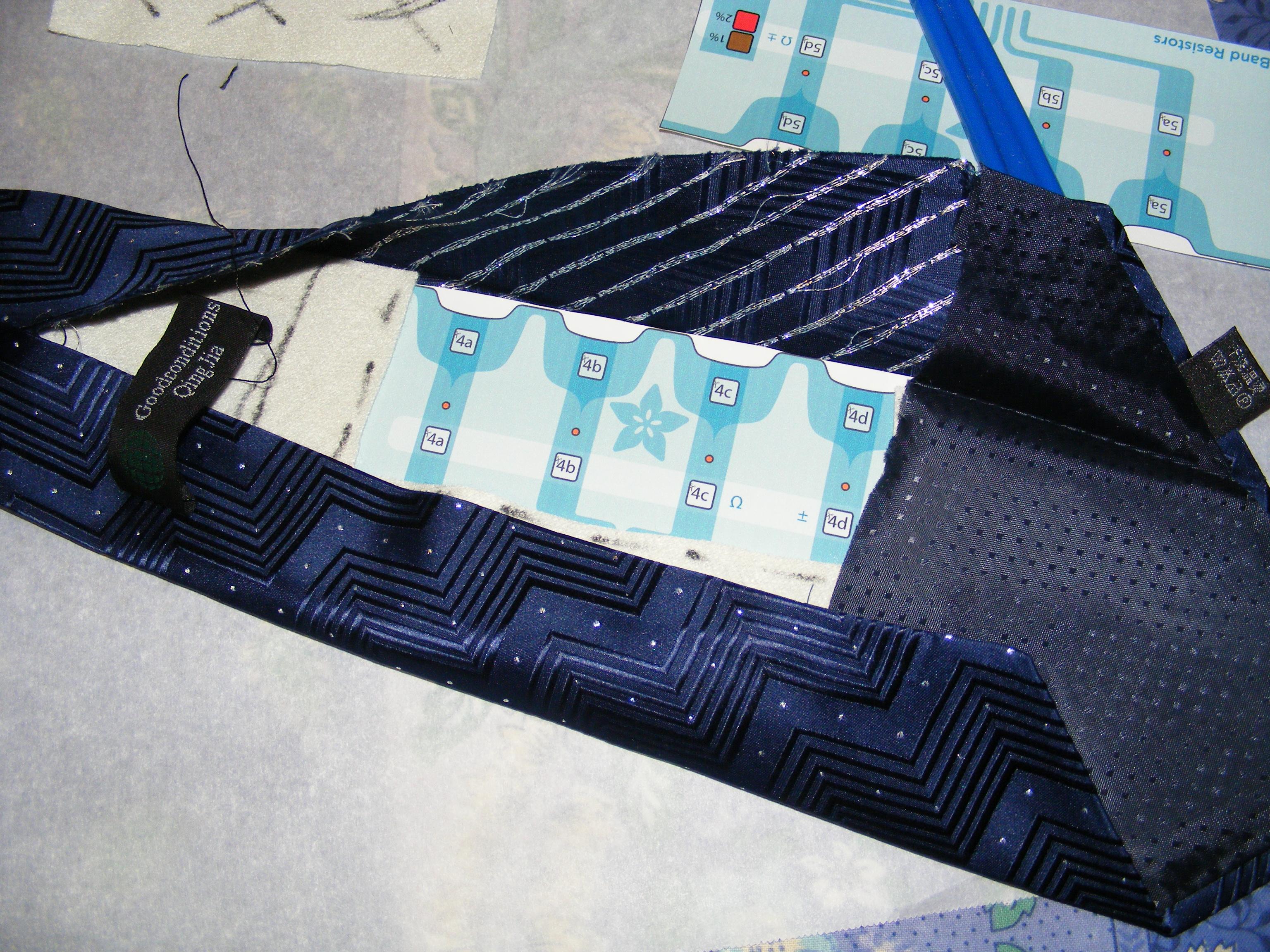 Picture of Open Necktie Surgery