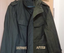 How to Wax a Jacket