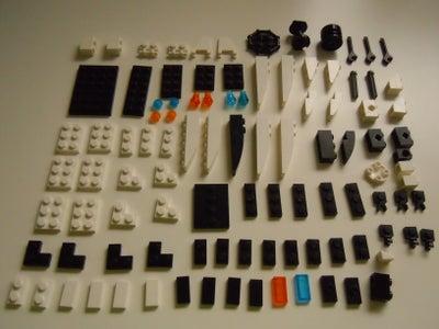 LEGO :: Portal: Miniature Portal Device