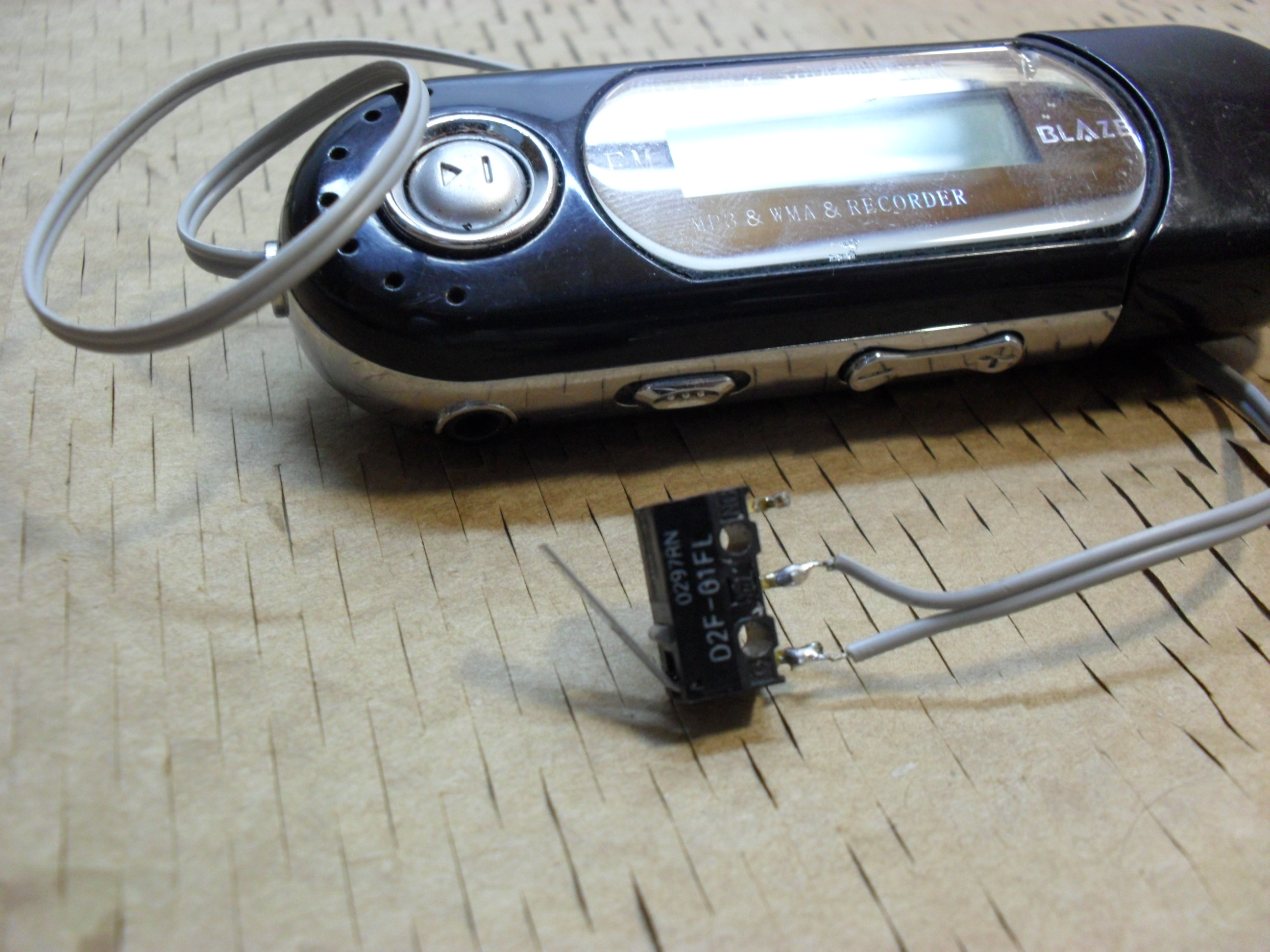 Picture of Prepare the Mp3 Player