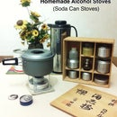 Homemade Alcohol Stoves