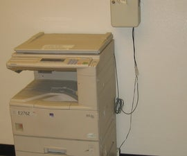 Pay-per-Copy Machine Exploit