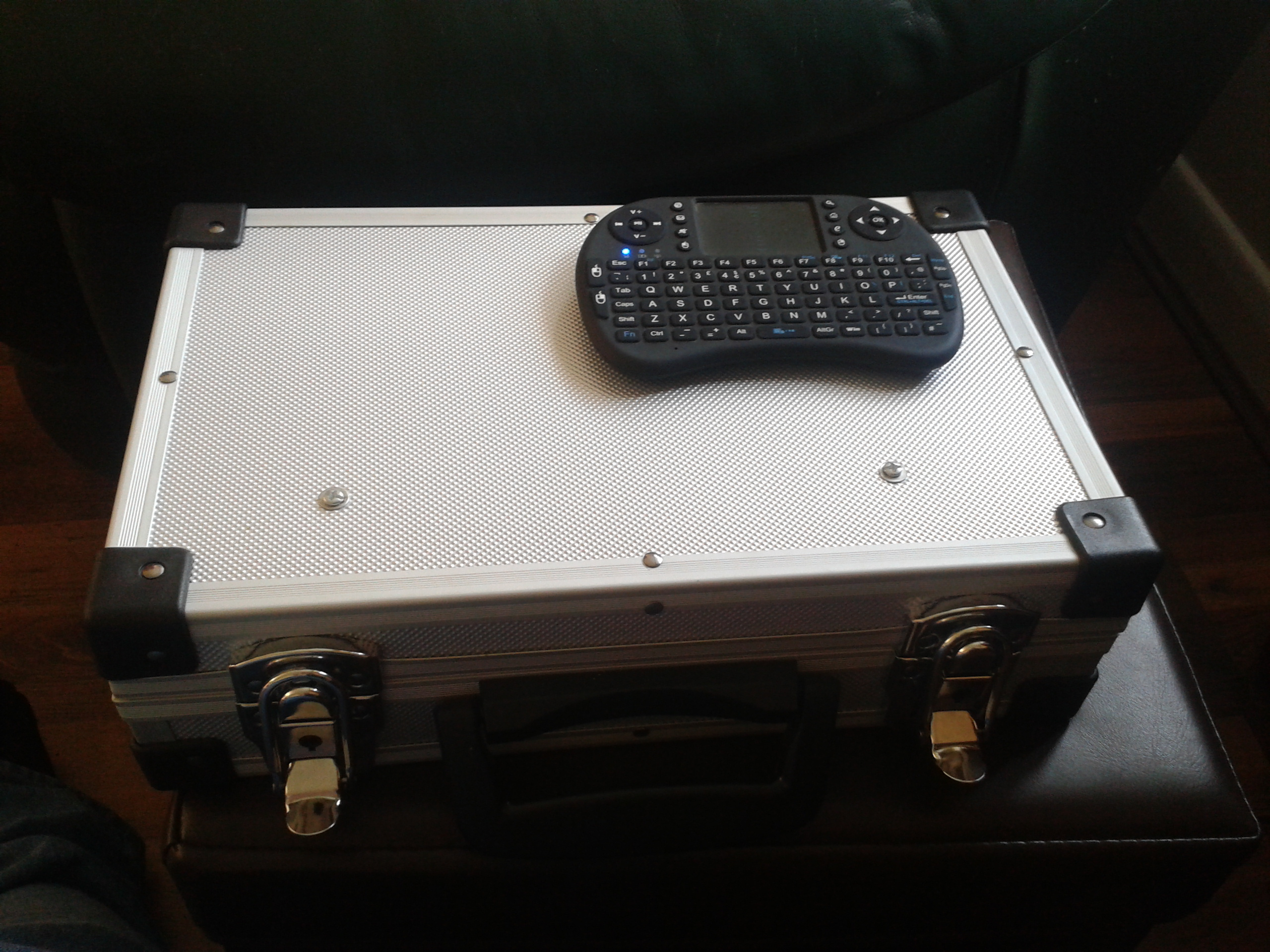 Picture of The First Prototype