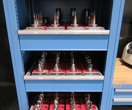 Pier 9 Resource: CNC Tool Library