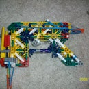 Flonines knex pistol