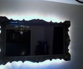 Mirror Night Light