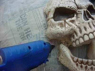 Attach the Skull