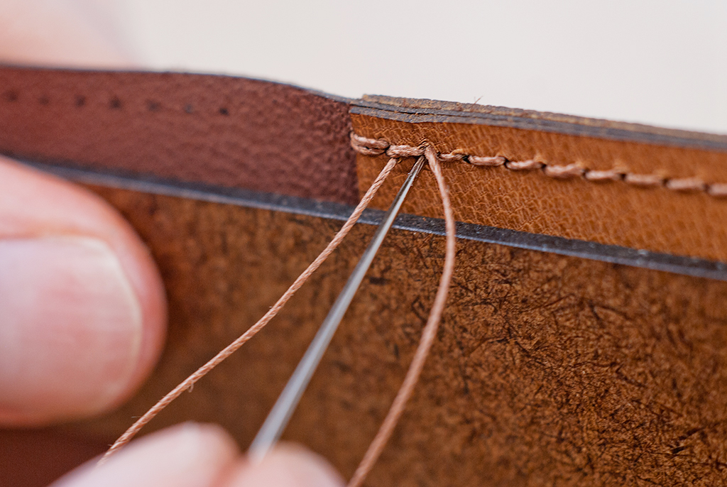 Picture of Lock Stitch Thread Two
