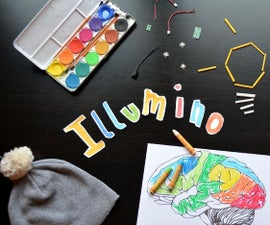 Beanie Turns Brainwaves into Light