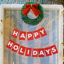 Holiday Shadow Box