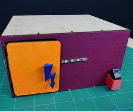 DIY Electronic Locker Using Fingerprint Sensor
