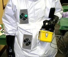 Biohazard/Radiation - Halloween Costume