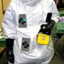 Biohazard/Radiation - Halloween Costume