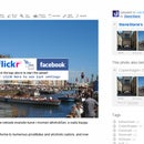 Upload Flickr photos directly to Facebook photo album