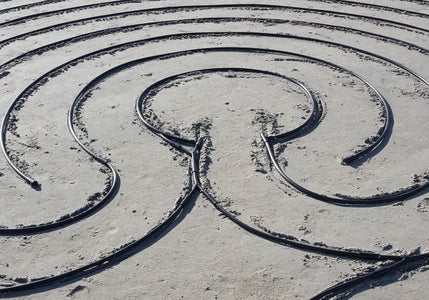 Laying Out the Labyrinth