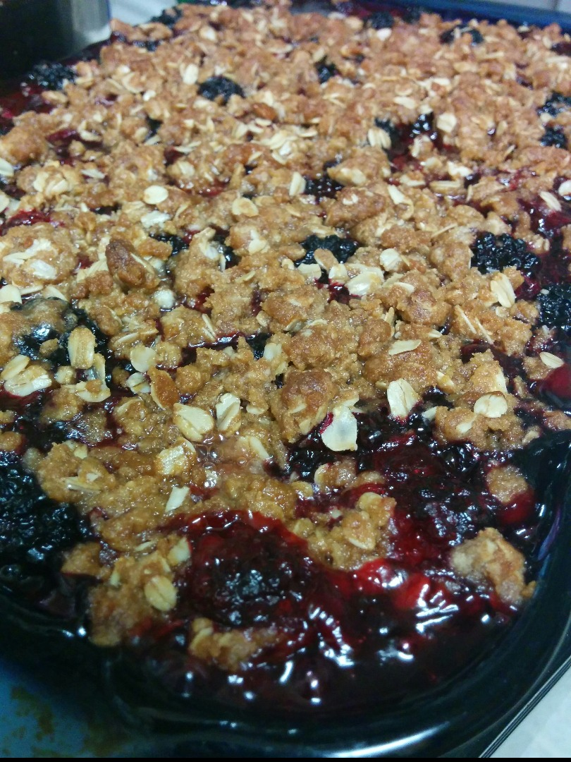 Picture of Rhubarb Crunch