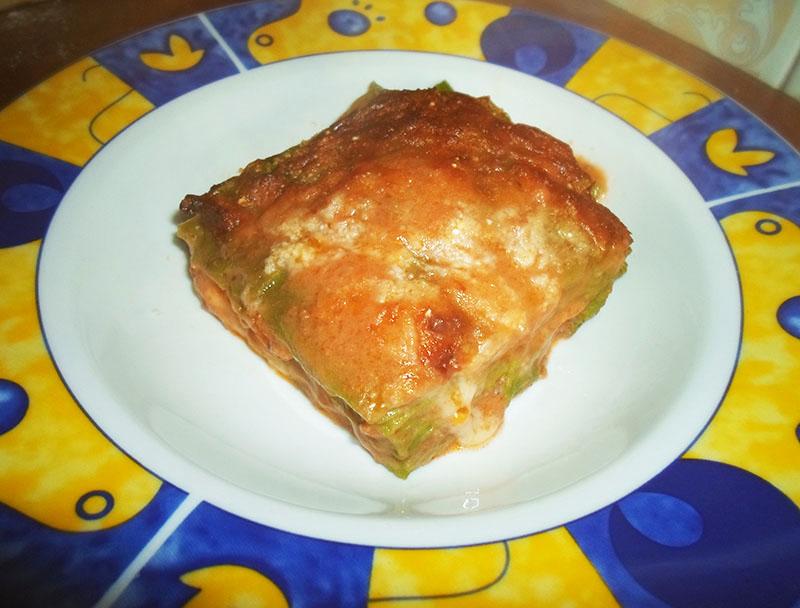Picture of Lasagne Verdi