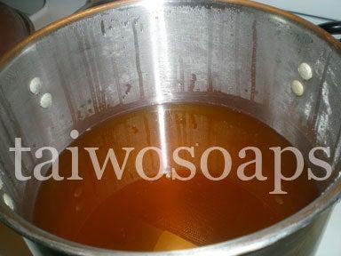A Big Ol' Pot of Soap