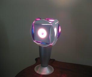 Cd Cube Lights