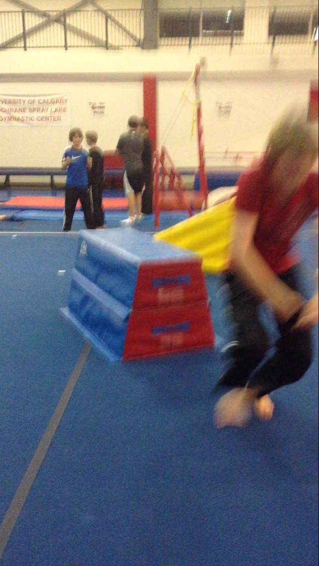 Picture of Straddle Vault
