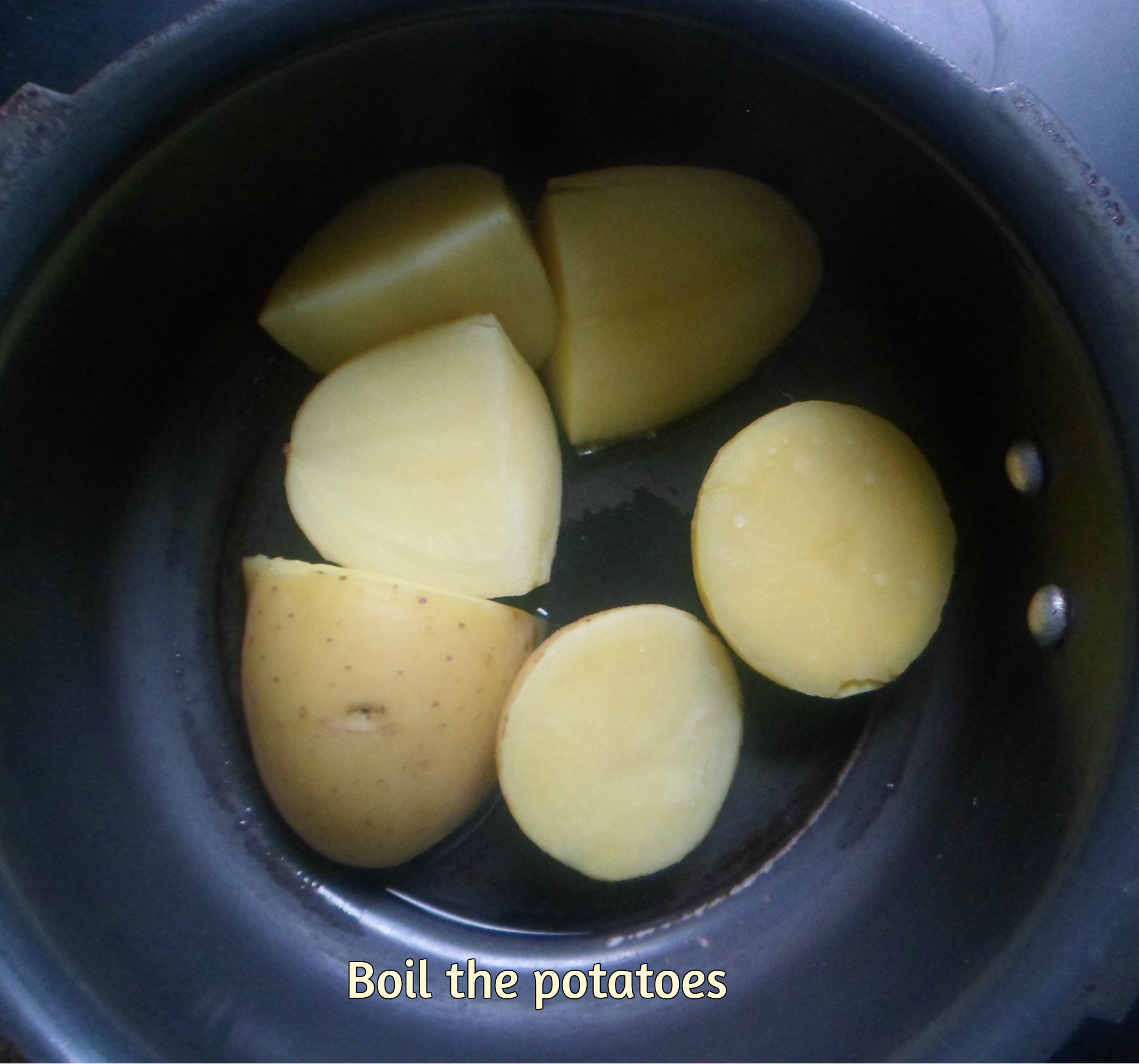 Picture of Boil Potatoes