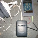Simple, Powered Pocket Amplifier