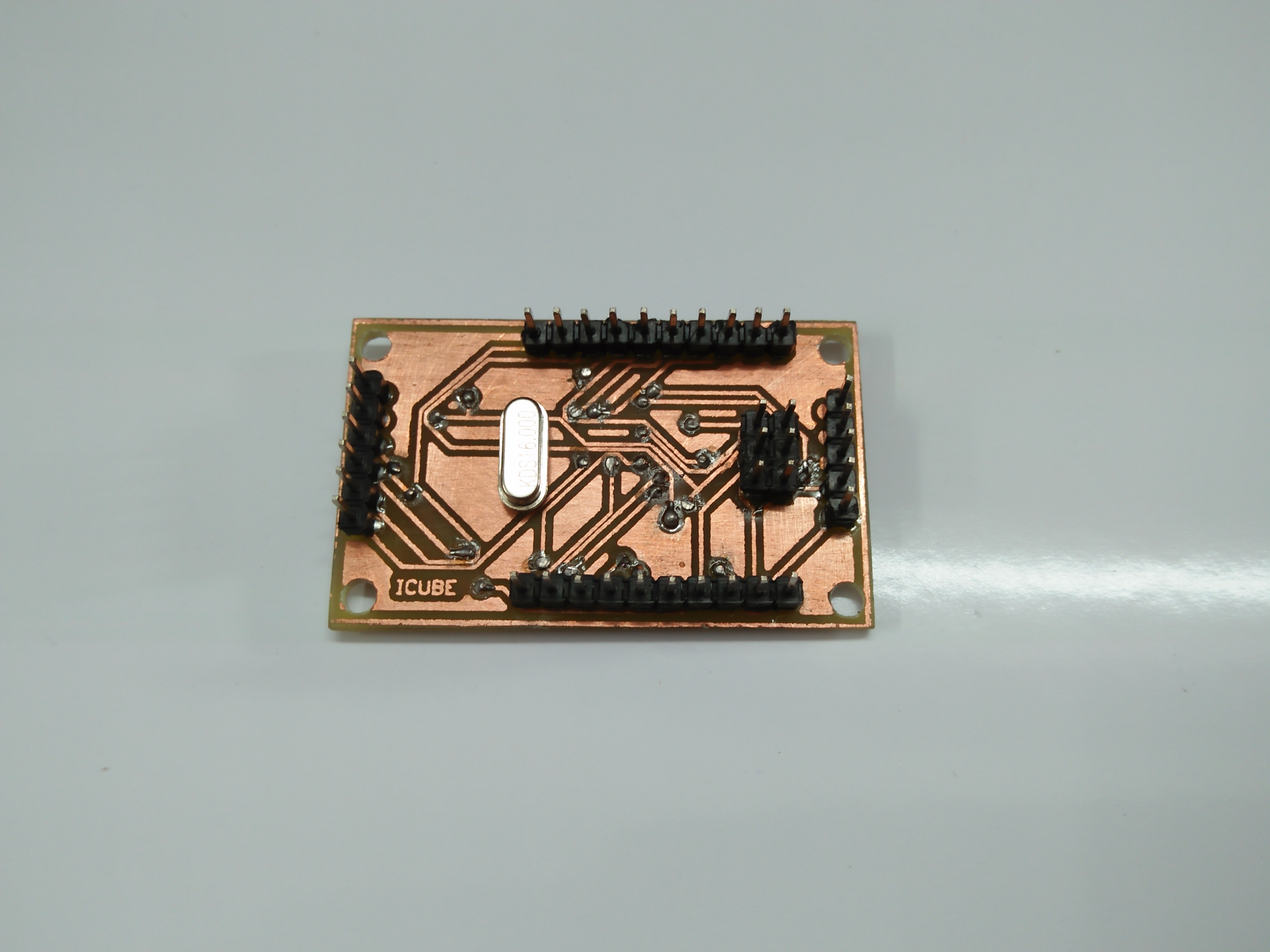 Picture of After Soldering